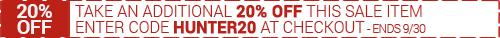 "Hunter Seahaven 52"" LED Ceiling Fan in White"