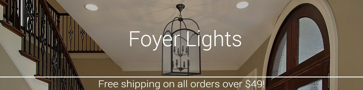 Foyer Lights
