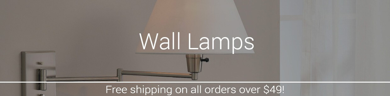 Brass Wall Lamps