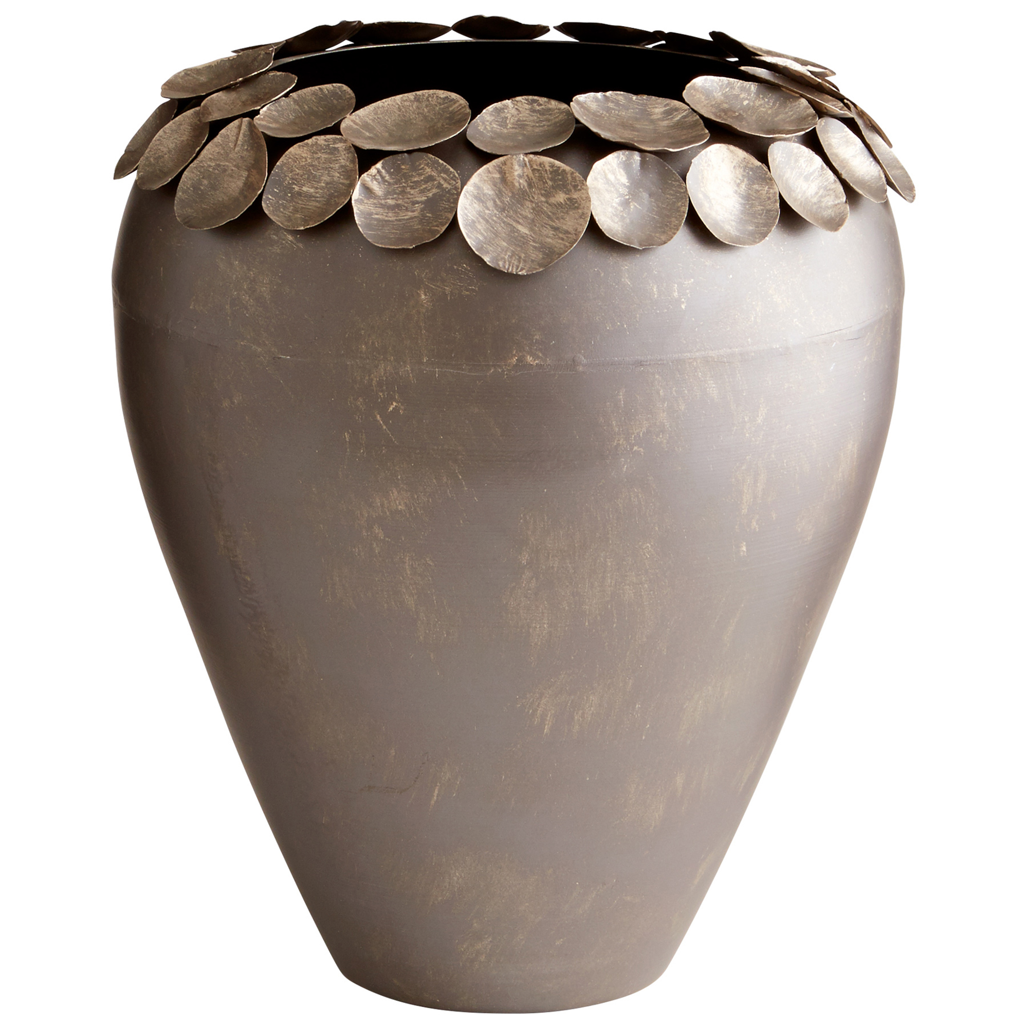 Cyan Design Electrum Large Container in Bronze