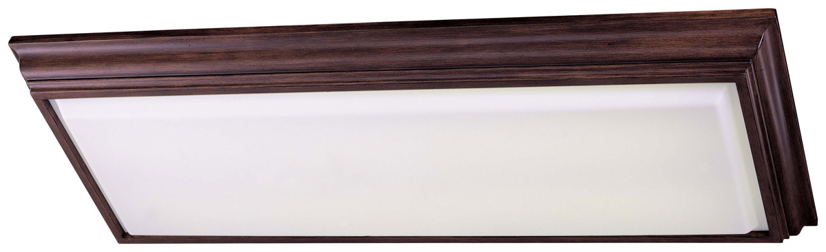 Minka Lavery 4-Light Flourescent in Brown