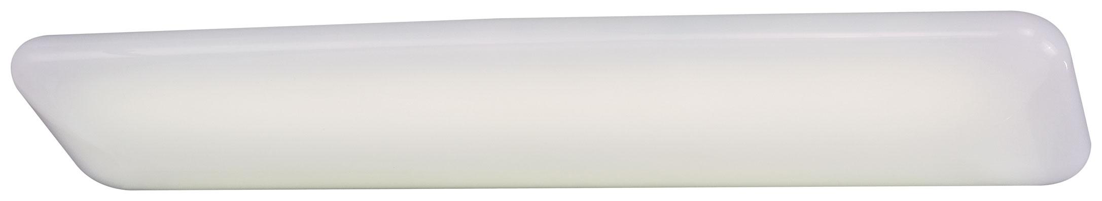 Minka Lavery 1007-44-PL White 2-Lt Flourescent Kitchen Light