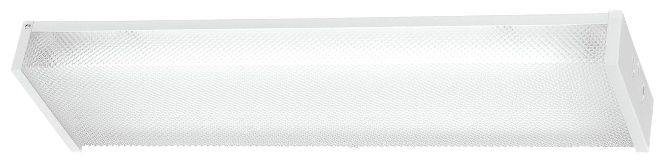Minka Lavery 1010-44-PL 2-Light Flourescent in White