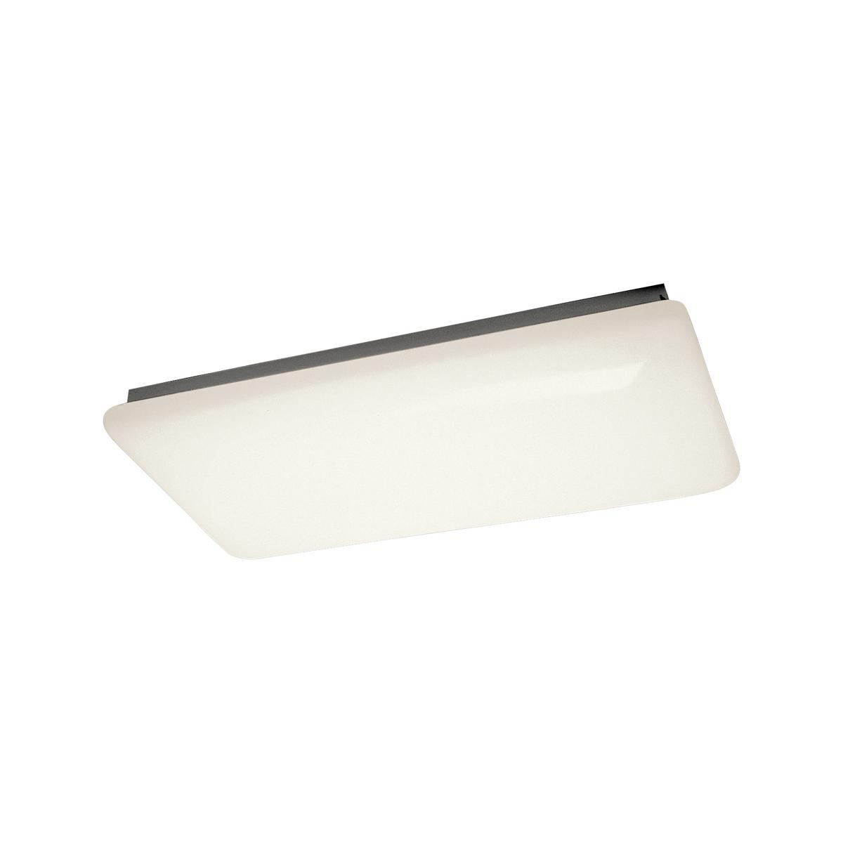 Kichler Linear Ceiling 51 FluorescentL in White