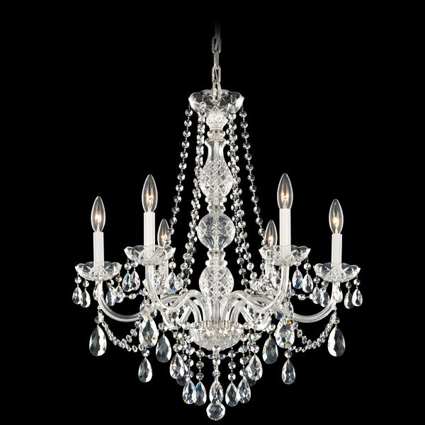 Schonbek Arlington 6-Light Crystal Chandelier