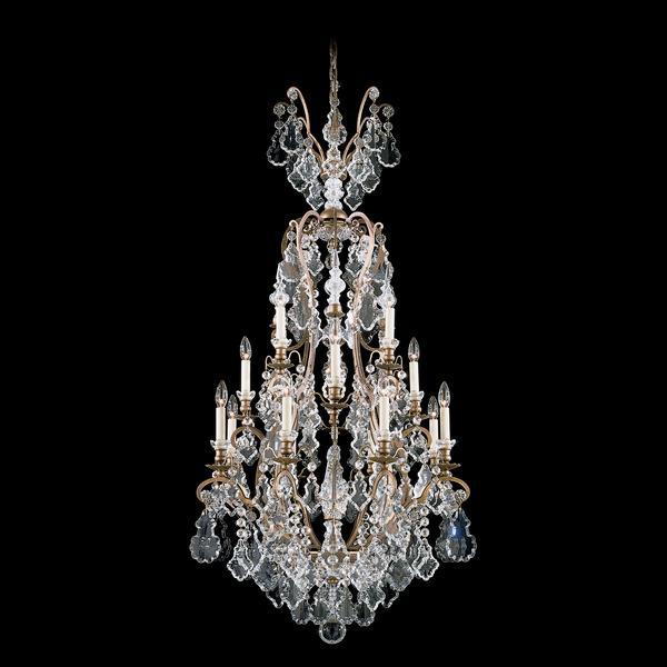 Schonbek Renaissance/Versailles 16+1 Light Chandelier