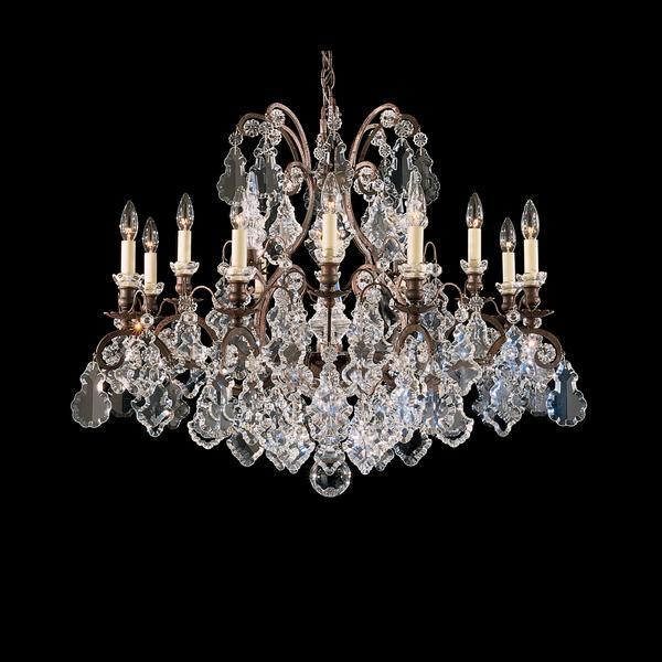 Schonbek Renaissance/Versailles 12+1 Light Chandelier