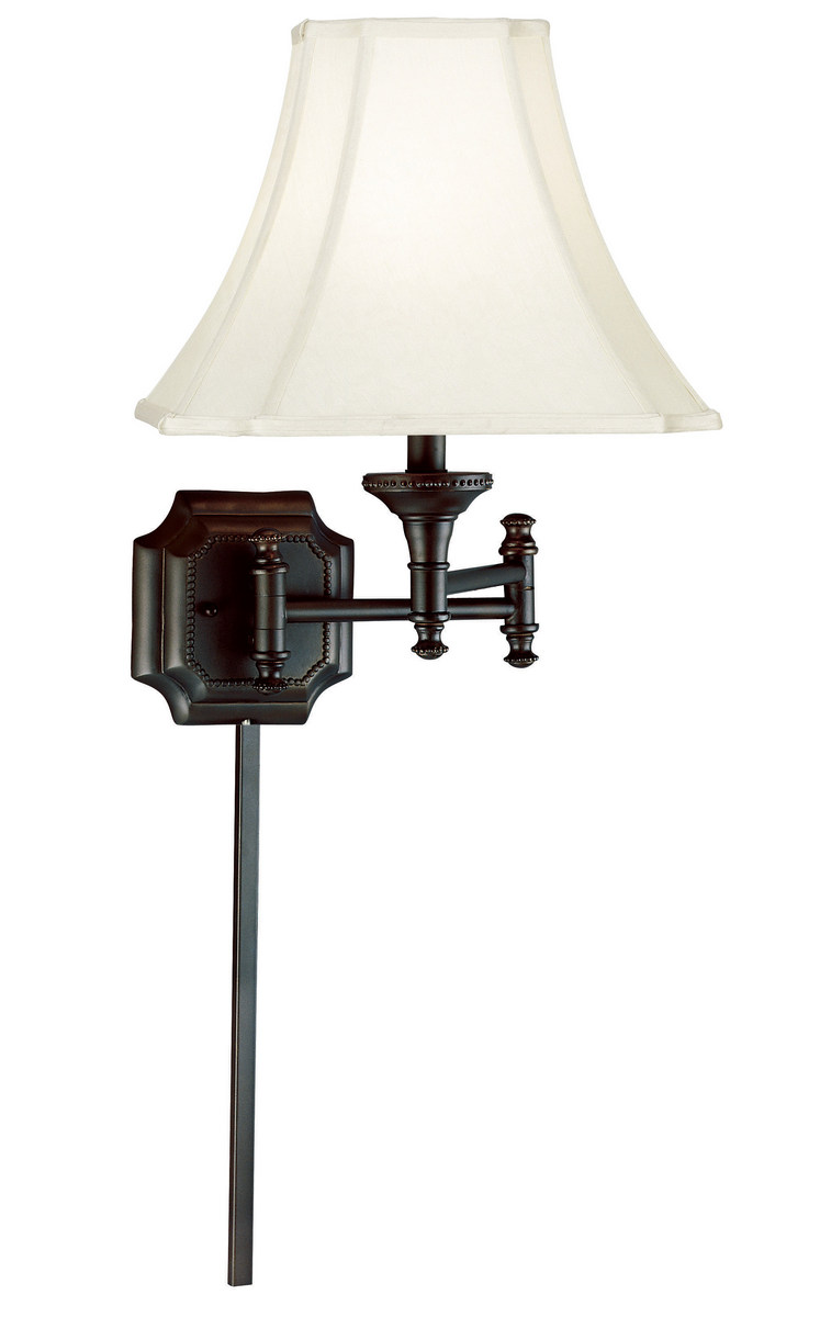 Swing Arm Wall Lamps Made In Usa : Swing Arm Wall Lamp - USA