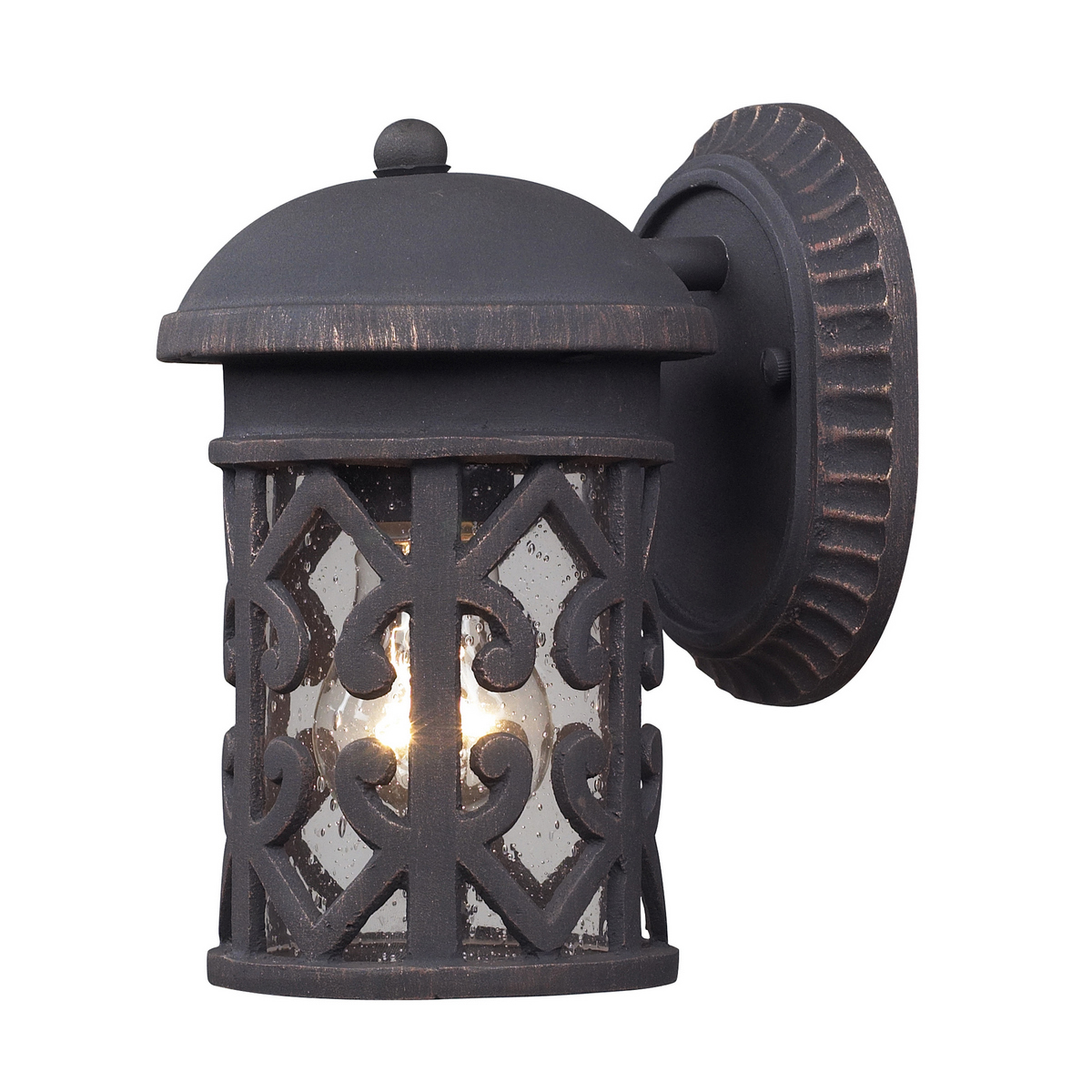 Elk Lighting Tuscany Coast Outdoor Sconce