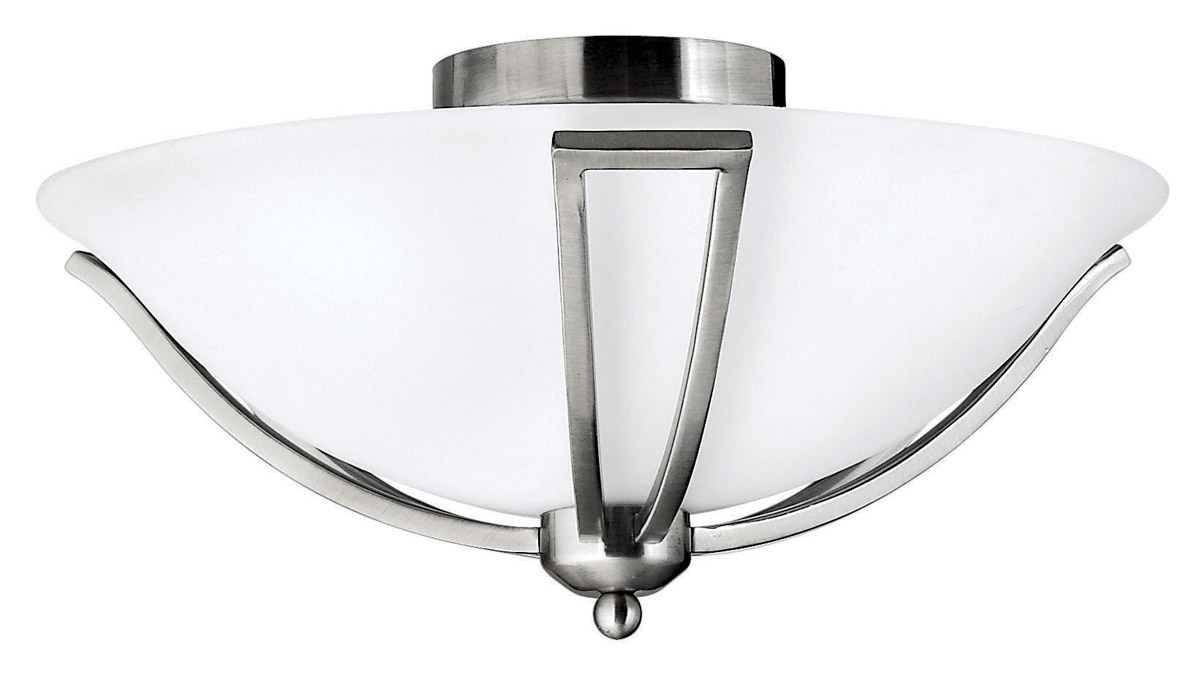 Hinkley Bolla 2-Light Semi-Flush