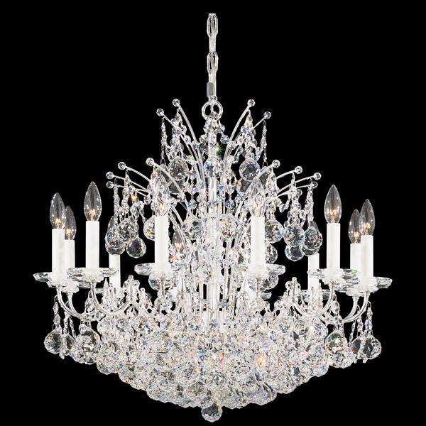 Schonbek Contessa 24-Light Crystal Chandelier