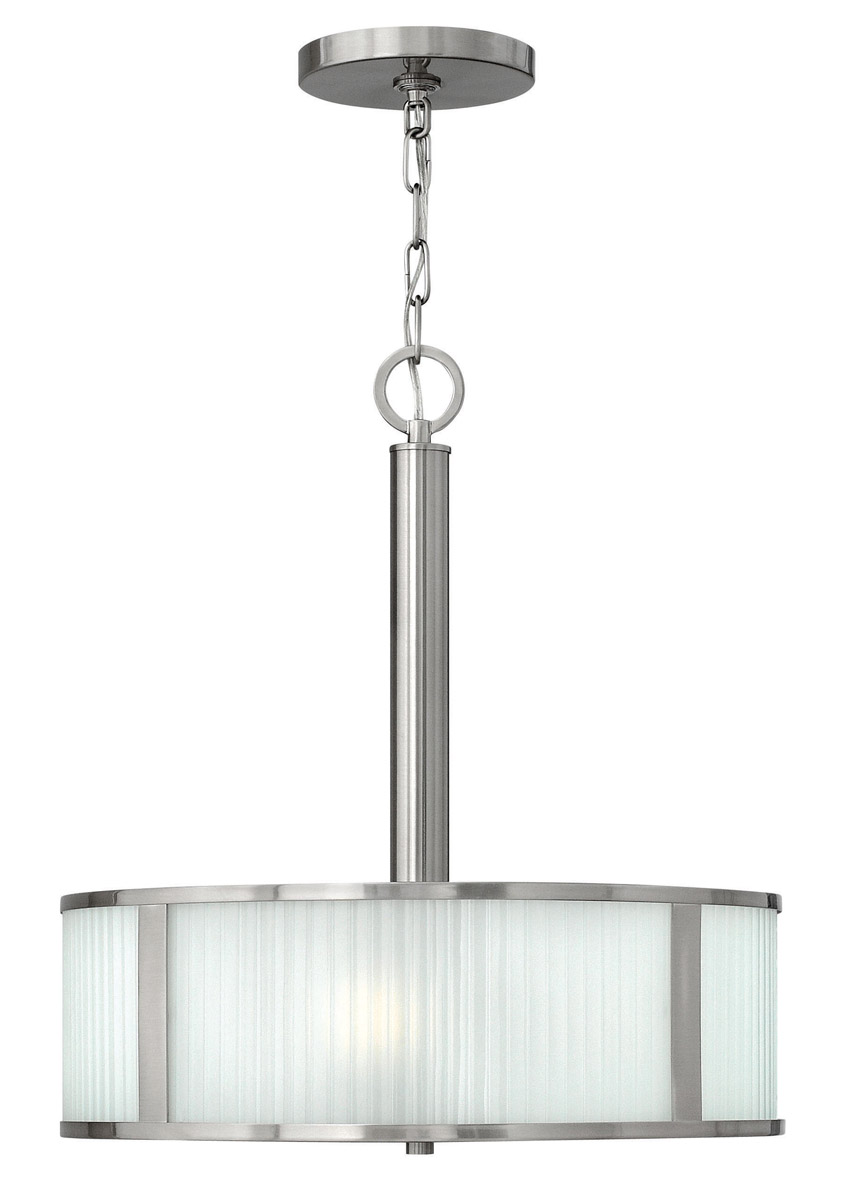 Hinkley Midtown 3Lt Invert Chandelier