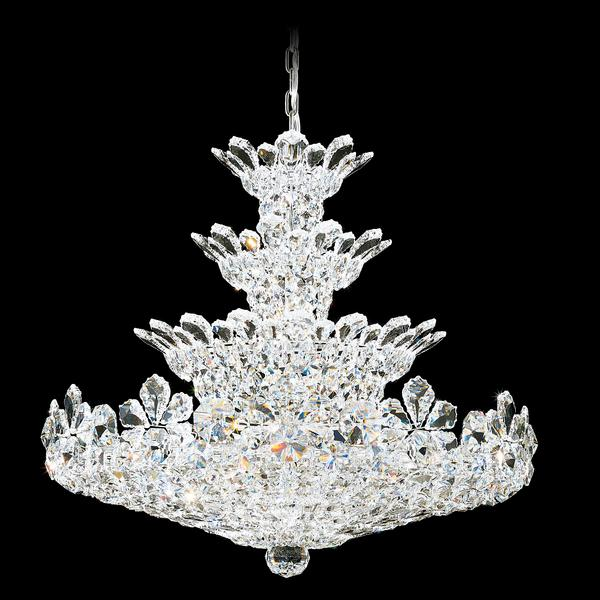 Schonbek Trilliane 30-Light Crystal Chandelier