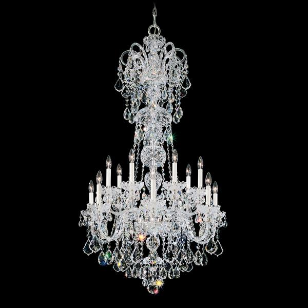 Schonbek Olde World 14 Light Chandelier