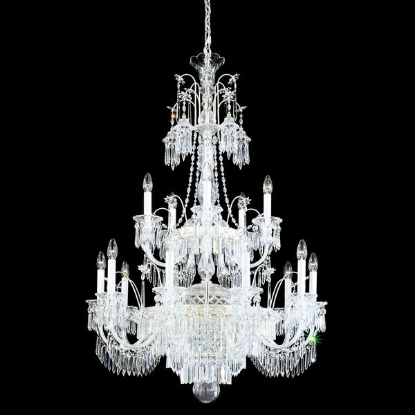 Schonbek Kirov 20-Light Crystal Chandelier