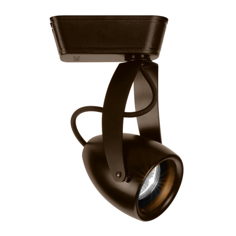 WAC LightingLED810  Impulse 1-Light LED Low Voltage Track Head in Dark Bronze
