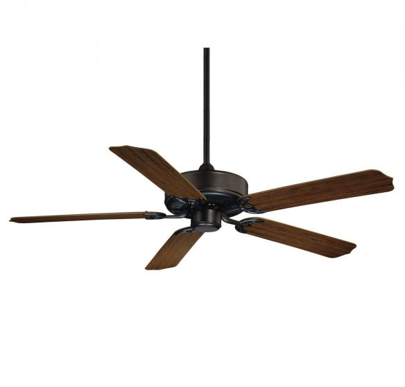 "Savoy House Nomad 52"" Outdoor Ceiling Fan in English Bronze"