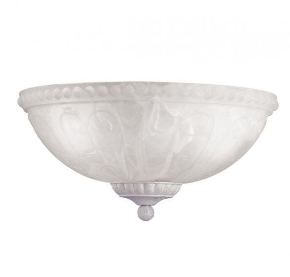 Savoy House Indigo 3-Light Fan-Light Kit in Textured White