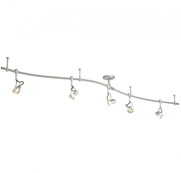George Kovacs GK Lightrail Light Kit in Silver