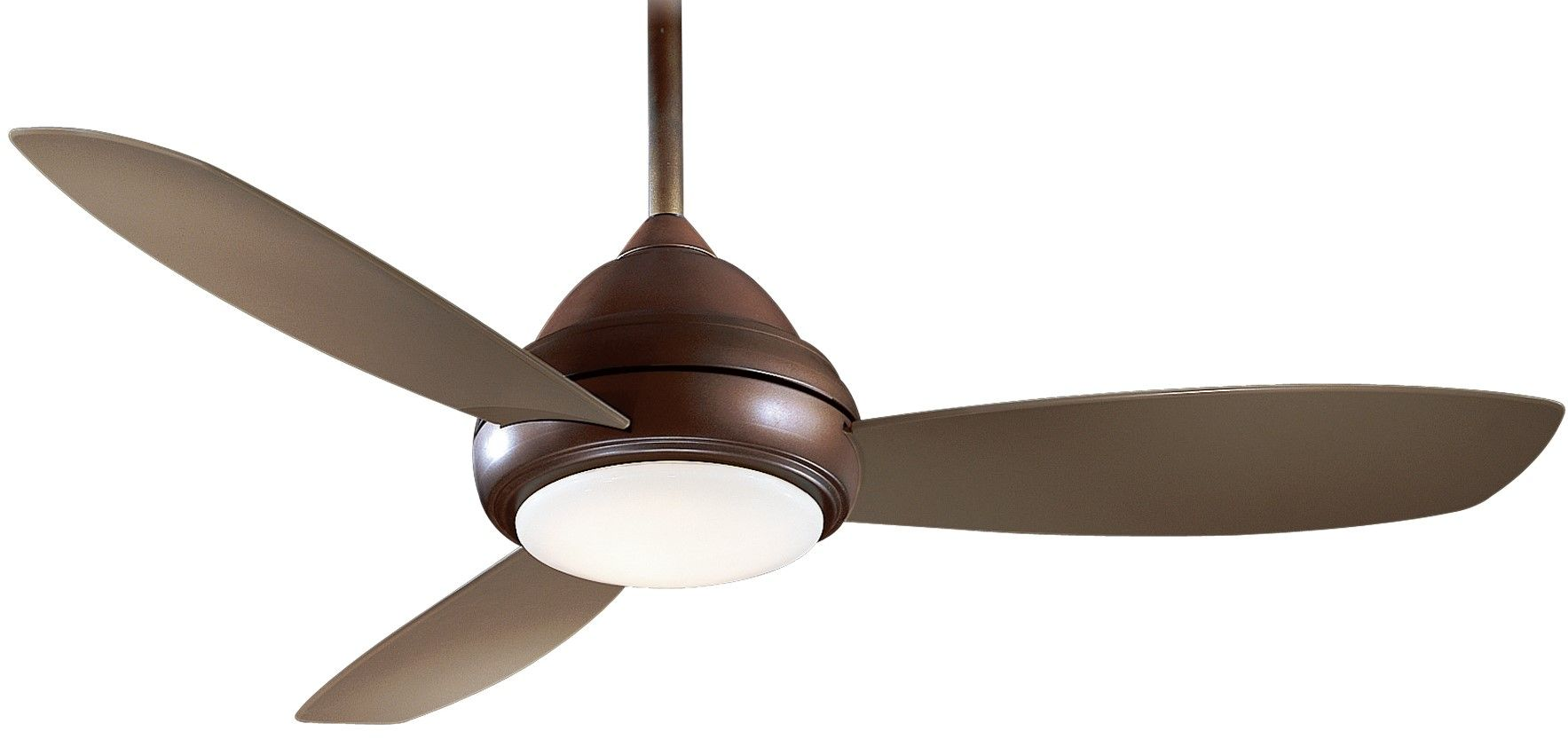 Minka Aire Concept I 44 Quot Led Ceiling Fan In Oil Rubbed