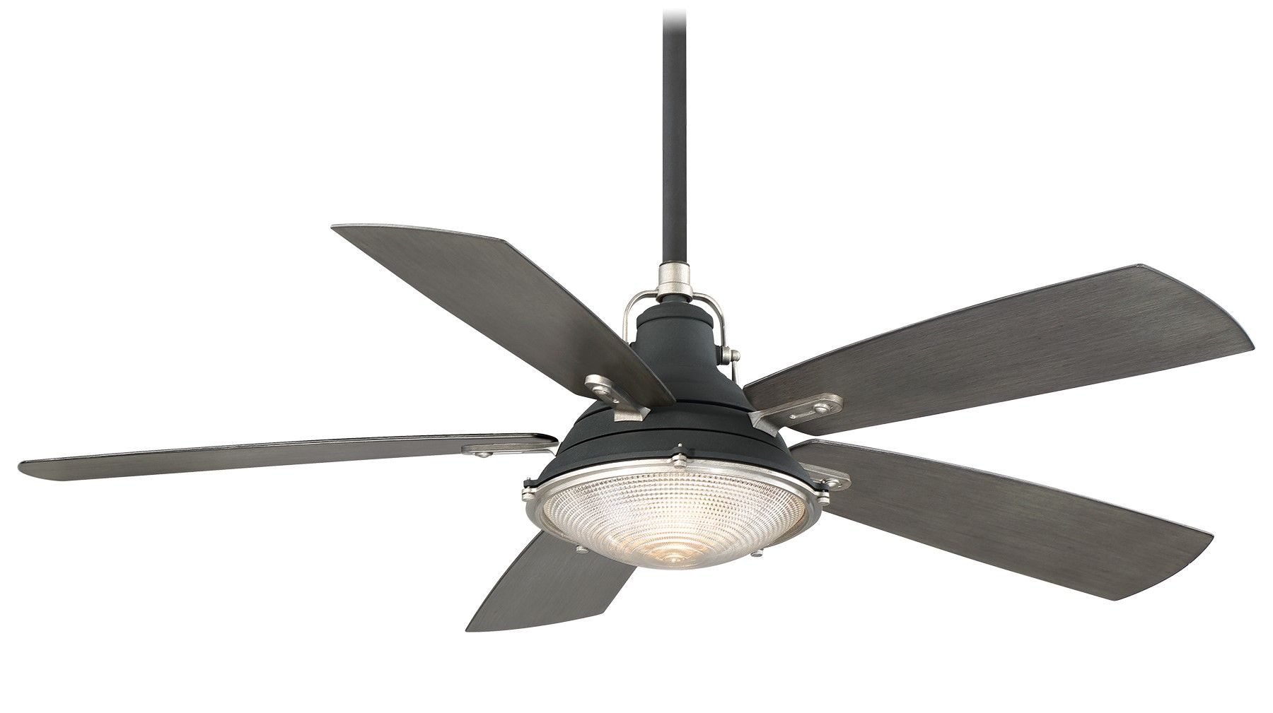 Minka Aire Groton Outdoor 56 Quot Ceiling Fan In Sand Black