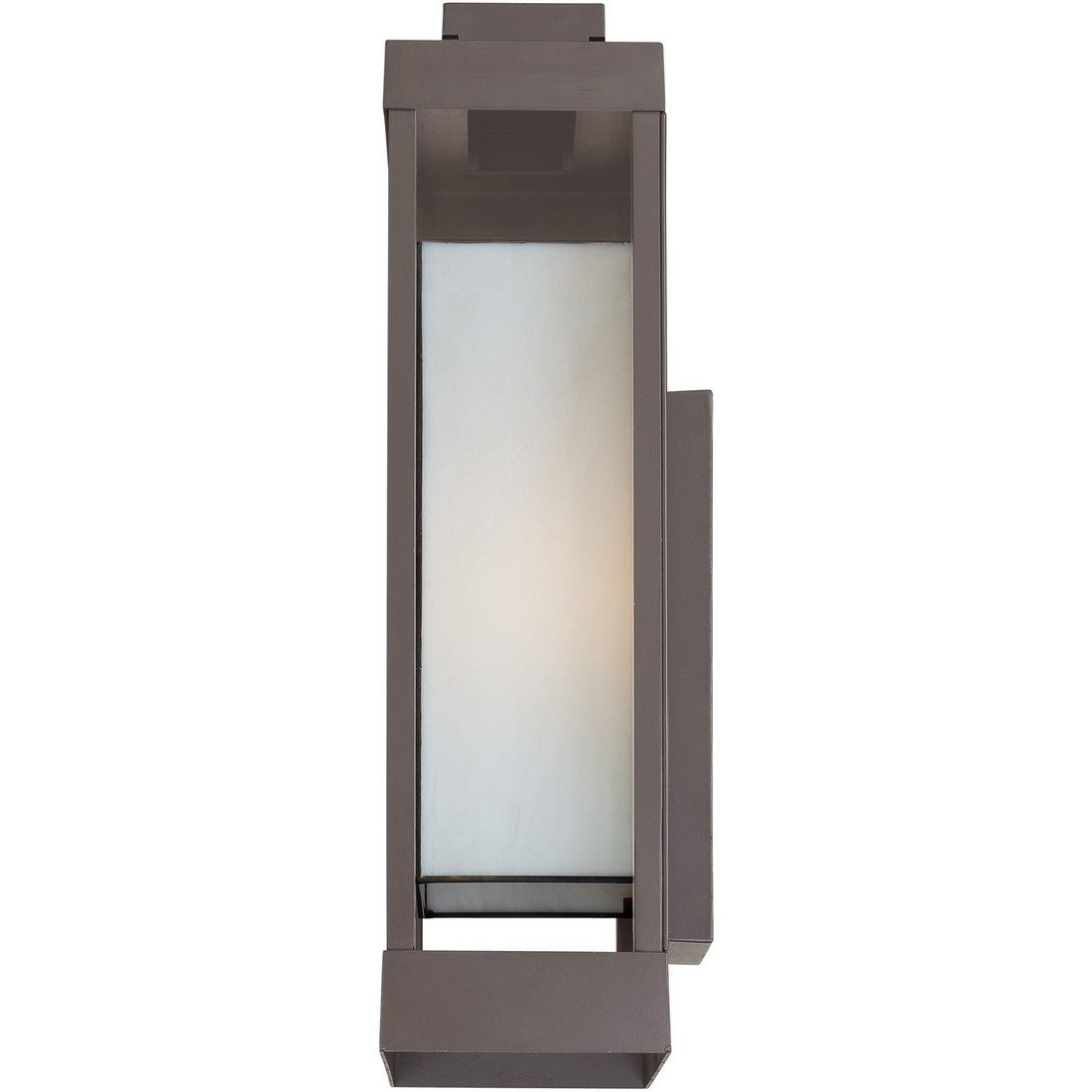 Quoizel Powell 11 Outdoor Lantern In Western Bronze