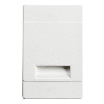 Kichler Step & Hall 4-Light LED Step in White