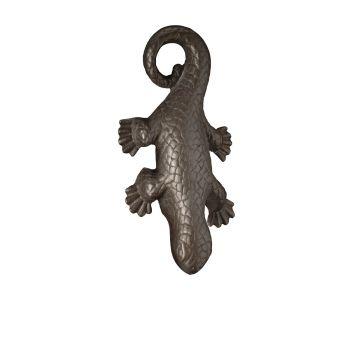 Kichler Oak Trail Lizard Deck Light in Olde Bronze
