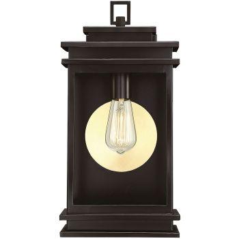 "Savoy House Reading 16"" Outdoor Wall Lantern in English Bronze"
