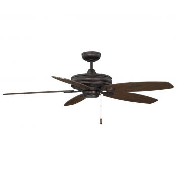 """Savoy House Kentwood 52"""" 5-Blade Ceiling Fan in English Bronze"""