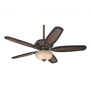 """Hunter Prestige Kingsbridge 54"""" Ceiling Fan in Roman Sienna"""