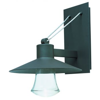"Maxim Lighting Civic 17"" Outdoor Wall Light in Architectural Bronze"