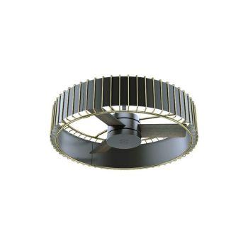 """Hunter Vault 30"""" Indoor Ceiling Fan in Matte Black"""