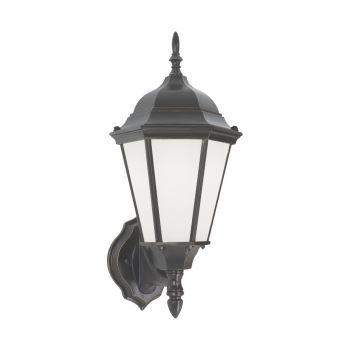 "Sea Gull Bakersville 17"" Outdoor Wall Lantern in Heirloom Bronze"