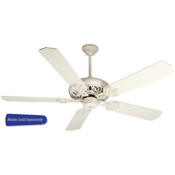 "Craftmade 52"" Ceiling Fan Motor with Blades Sold Separately"