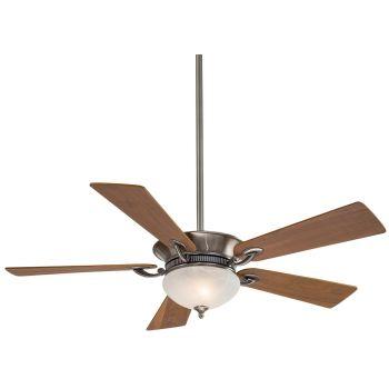 """Minka-Aire Delano 52"""" Ceiling Fan in Pewter"""