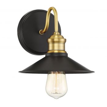 Trade Winds Vintage Outdoor Wall Sconce in Oil Rubbed Bronze