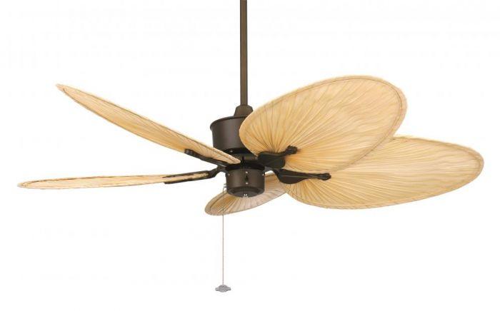 Fanimation Islander Motor Only Ceiling Fan In Oil Rubbed