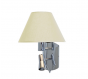 """Access Lighting Cyprus 14.25"""" LED/Fluorescent Wall Lamp in Chrome"""