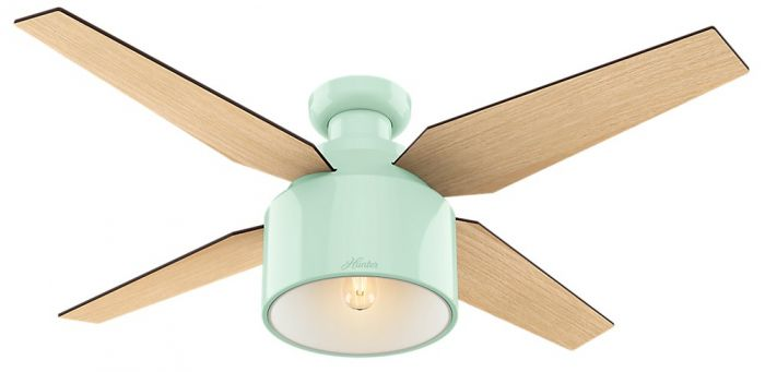 "Hunter Cranbrook LED 52"" Low Profile Ceiling Fan"