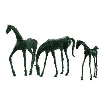 """Cyan Design Filly 15.25"""" Cast Brass Sculpture in Bronze"""