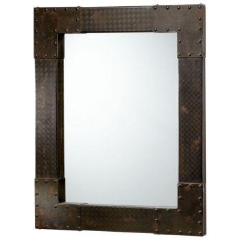 "Cyan Design LaSalle 51.5"" Mirror in Ebony"