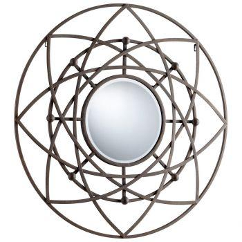 "Cyan Design Robles 39"" Mirror in Rustic"