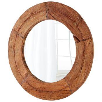 """Cyan Design Murray 36"""" Mirror in Oak"""