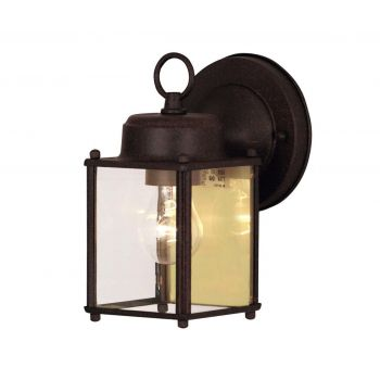 Savoy House Exterior Collections Wall Lantern in Rust