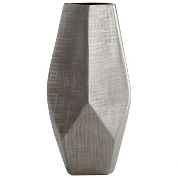 "Cyan Design Celcus 15.75"" Vase in Textured Bronze"