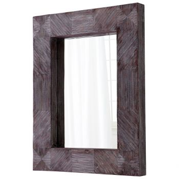 "Cyan Design Gnosis 47.75"" Mirror in Brown"