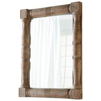 "Cyan Design Bohemia 56.75"" Mirror in Burnt White"