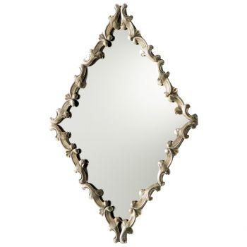 "Cyan Design Moreau 27"" Mirror in Silver"
