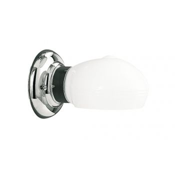 Hudson Valley Edison Collection Wall Sconce in Nickel